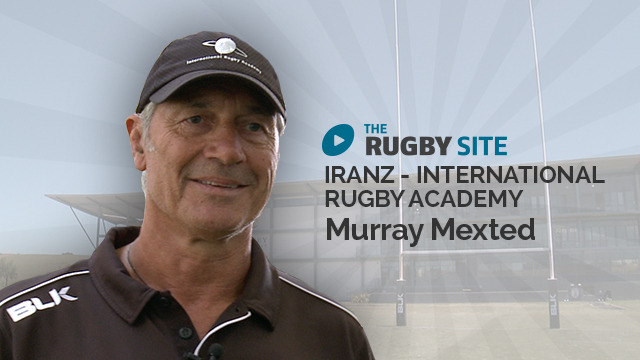 IRANZ - International Rugby Academy