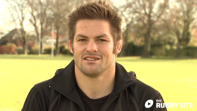 What Makes Richie McCaw Tick?