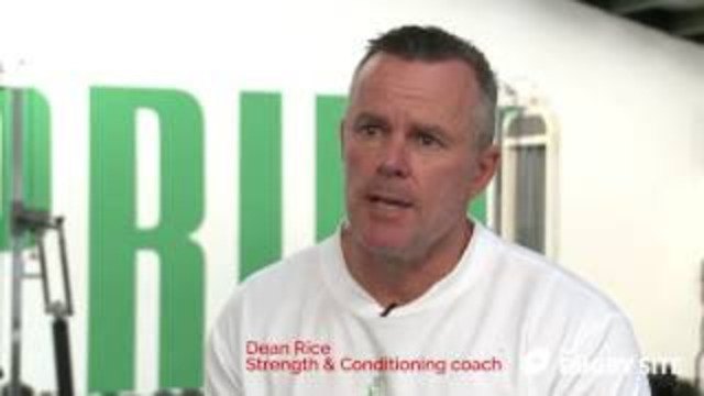 Dean Rice - Strength & Conditioning Series
