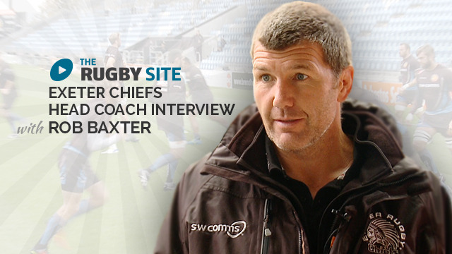Rob Baxter Interview