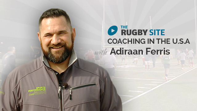 Coaching in the USA with Adriaan Ferris