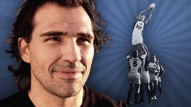 Victor Matfield - Lineouts