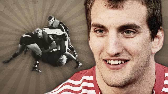 Sam Warburton - Breakdown