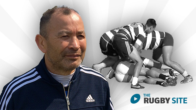 Eddie Jones on Breakdown Series