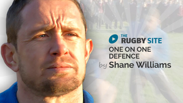 Shane Williams - Side Step and Manipulating Defence