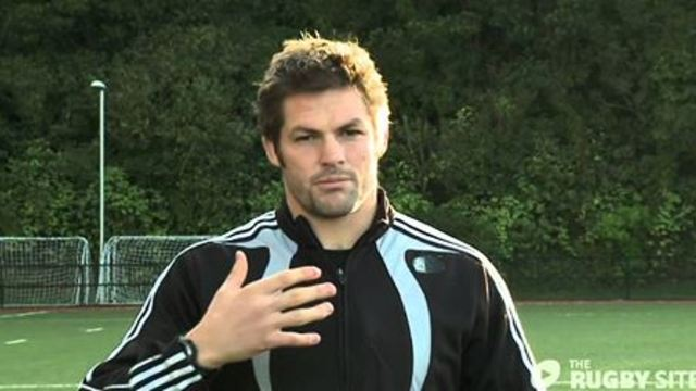 Richie McCaw - Breakdown