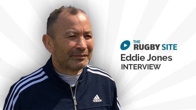 Eddie Jones Interview - FREE