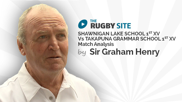 Graham Henry Match Review