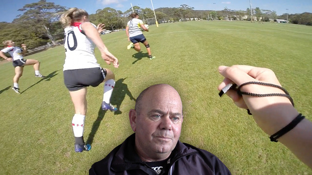 Paddy O'Brien Talks 7s Refereeing